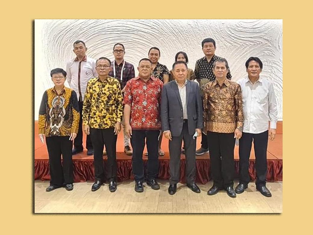 Ketum Lantik Dewan Rektorat Sekolah Tinggi Alkitab Batu Juni 2021